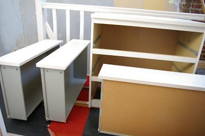 Diy peindre des meubles en m lamin s for Sous couche meuble
