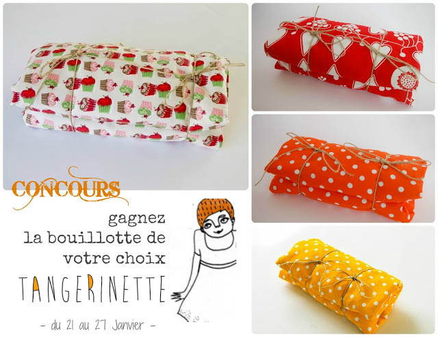 Concours: gagner une bouillotte