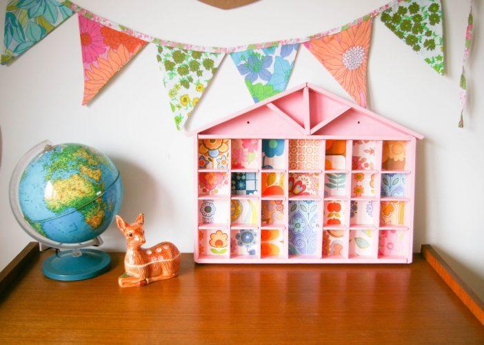 DIY: relooker une petite maison en bois