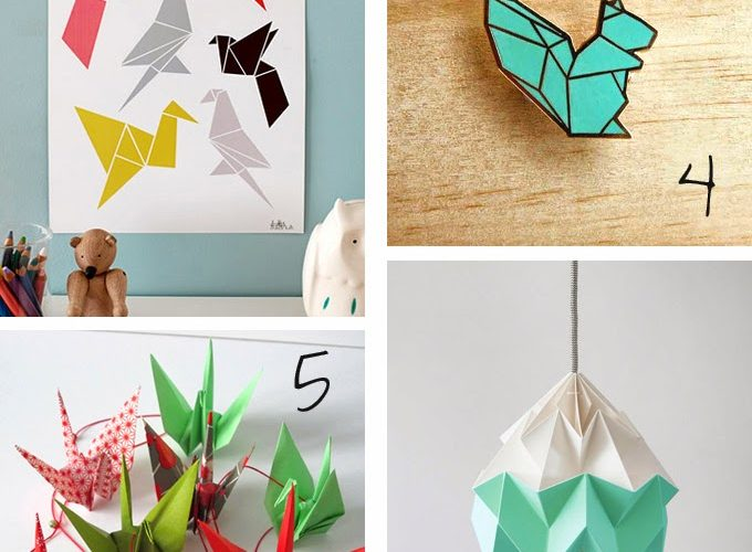 SELECTION ORIGAMI