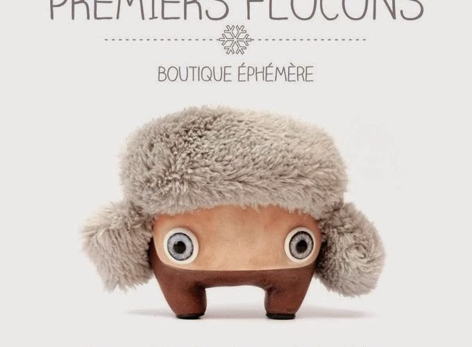 Les créateurs présents à la boutique Premiers Flocons à Calais