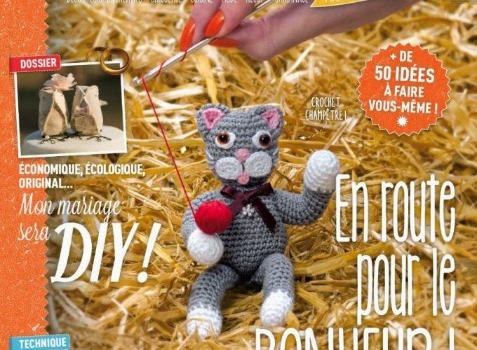 Concours : gagnez votre abonnement au magazine Créative!