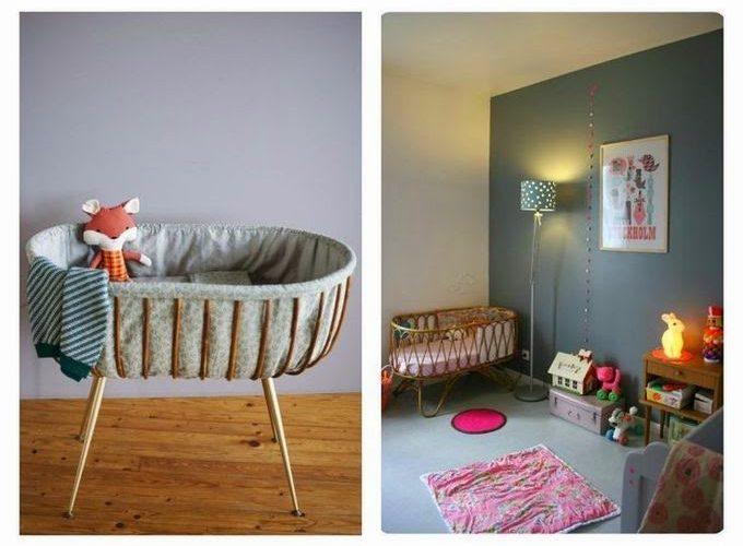 Idées pour la future chambre de bébé #1