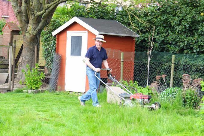 Le réveil du jardin : remonter la serre