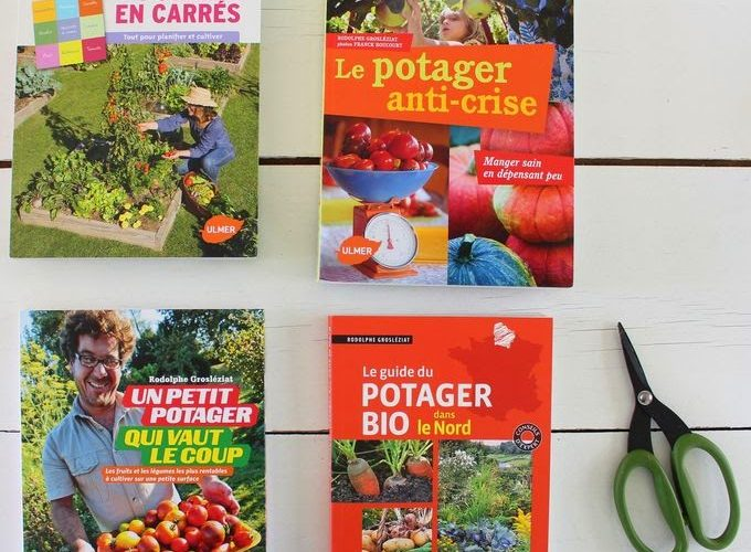 Mes lectures jardinesques