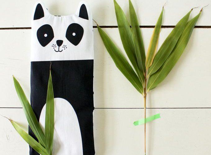 Mia : la bouillotte panda