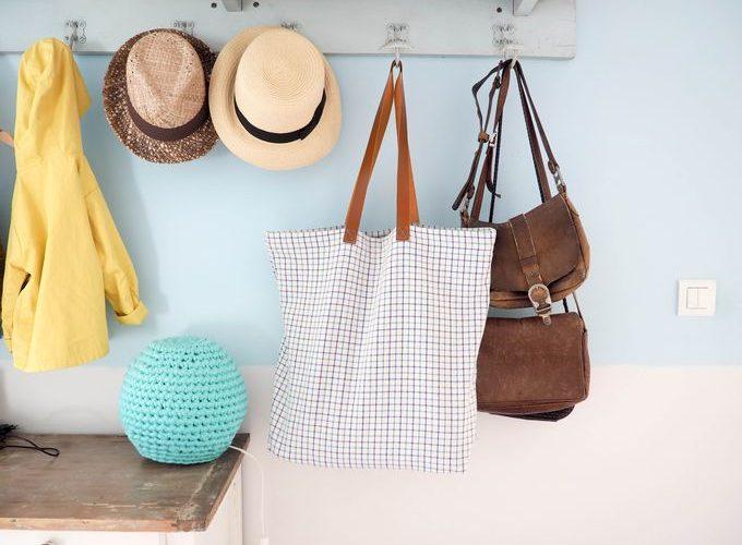 DIY: un sac XXL avant de partir en vacances