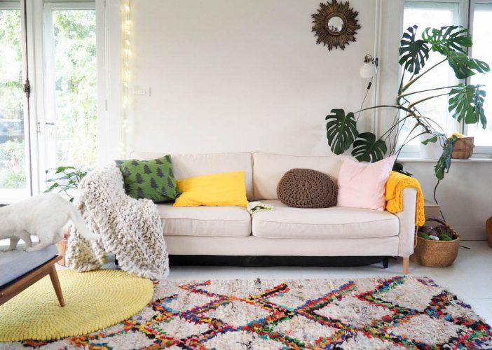 Changer de canapé en changeant de housse