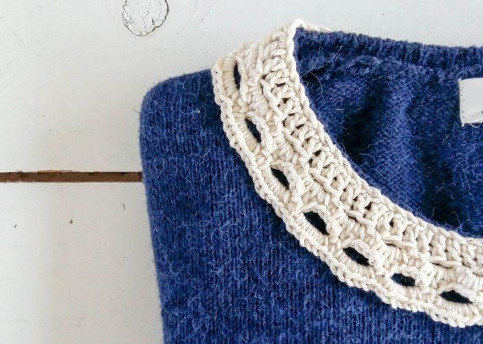 Crochet: Pimp ton pull