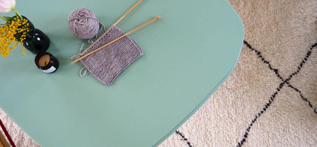 DIY: Une table basse tripode so vintage